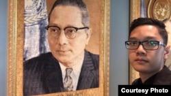 ကုလသမဂၢ လူငယ္ညီလာခံကို ျမန္မာႏိုင္ငံကိုယ္စားျပဳ တက္ေရာက္ခဲ့သူ ကိုဇြဲျပည့္ၿဖိဳး (ၤFB -Zwe Pyae Phyo )