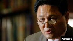 Duta Besar Korea Utara, Ja Song Nam (Foto: dok).