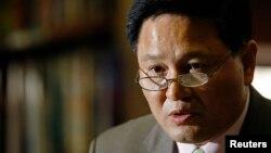 Ðại sứ Bắc Triều Tiên ở Liên Hiệp Quốc, ông Ja Song Nam