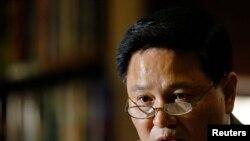 자성남 북한 외무성 국장. (자료사진)