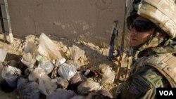 La OTAN mantiene actualmente a 150.000 soldados en Afganistán.
