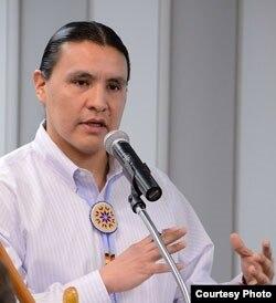 Chase Iron Eyes (Courtesy/Lakota Peoples Law Project)