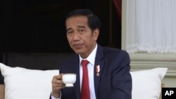 Tổng thống Indonesia Joko Widodo.