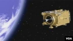 """Pesawat antariksa Jepang, """"Akatsuki"""", diharapkan memasuki orbit planet Venus."""