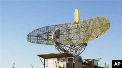 伊朗的軍事雷達(資料圖片)
