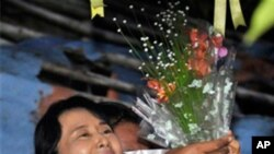 تقاضا برای اصلاحات بیشتر در برما
