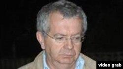 Ông Philippe Verdon, một trong hai con tin người Pháp bị bắt cóc hồi tháng 11 năm 2011 tại thị trấn Hombori ở miền bắc Mali