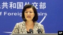 姜瑜呼籲日本及時通報核輻射數據。