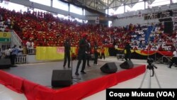 MPLA comemora 57o. aniversário