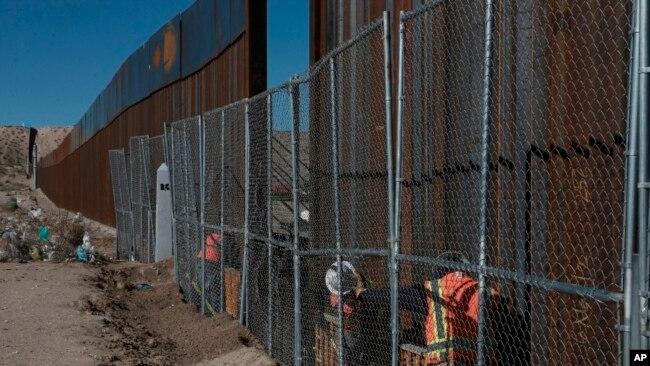 El precio total del muro con México podría elevarse a 21.000 millones de dólares.