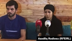 Ədalət Hacıyev və Sevil Hüseynova
