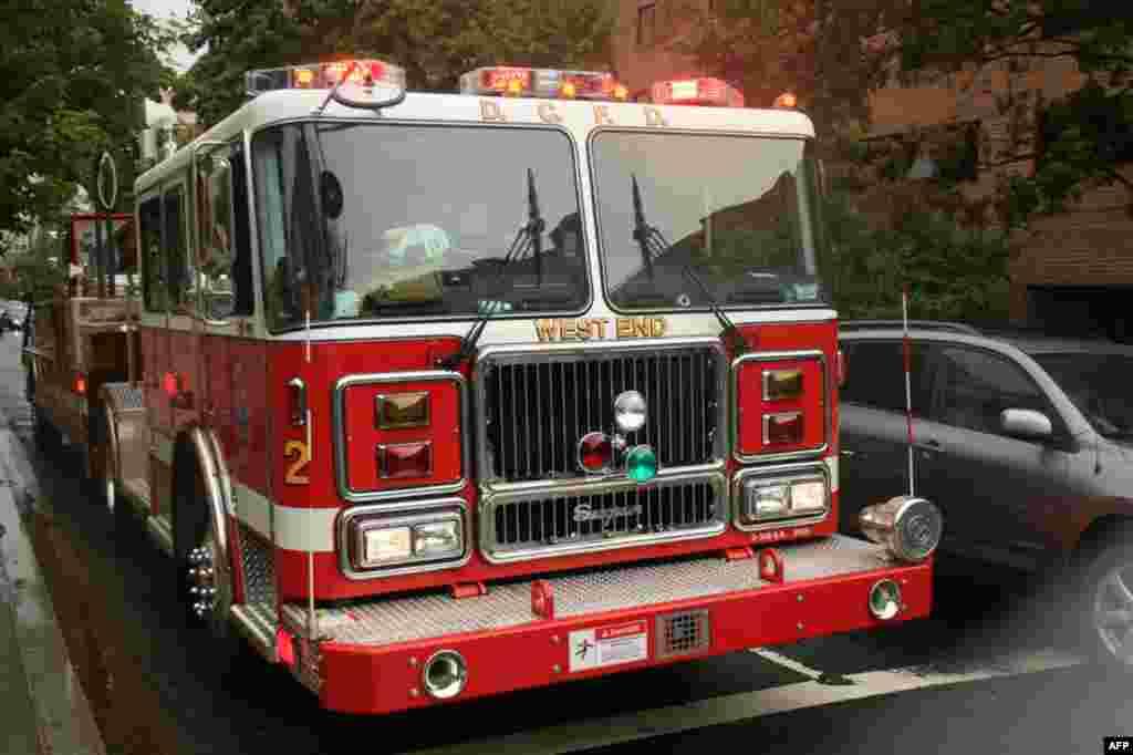 «Элементарная пожарная машина» по-американски