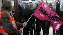 سخت تر شدن موضع دولت فرانسه