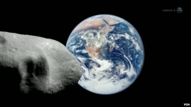 Asteroid 2012 DA14 proleteo je kraj zemlje bliže od mnoštva geostacionarnih komunikacionih satelita