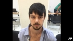 This Dec. 28, 2015 photo released by Mexico's Jalisco state prosecutor's office shows a youth identified as Ethan Couch after he was taken into custody in Puerto Vallarta, Mexico.