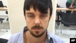 Ethan Couch sau khi bị bắt ở Puerto Vallarta, Mexico tháng 12 năm ngoái.