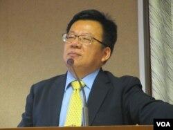 台湾在野党民进党立委李俊俋