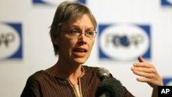 Sidney Jones, analis International Crisis Group bidang terorisme (foto: dok).
