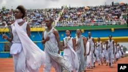 Ibirori ryo kwibuka jenoside yo mu Rwanda ku nshuro ya 20