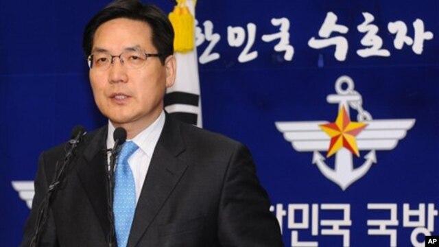 김민석 한국 국방부 대변인