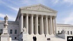 美國最高法院(資料圖片)