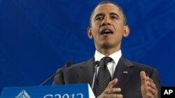 Obama reiteró su interés en fortalecer las alianzas económicas entre México y EE.UU., con la reciente vinculación del país azteca al acuerdo de Negociación Transpacífico.