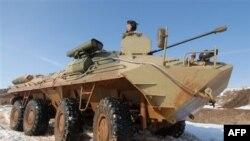 Росія нарощує військову потугу, бажає продавати зброю до Ірану