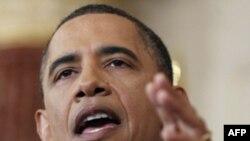 Tổng Thống Obama nói rằng hai nước Israel và Palestine phải có các đường biên giới an toàn và được công nhận