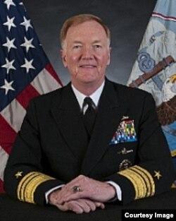 海軍參謀主任福戈中將