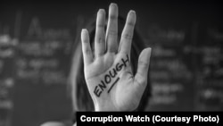 Kavisha Pillay says South Africa's are becoming more willing to confront corruption.