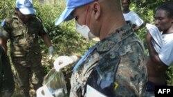 Жертвами холеры на Гаити стали более 330 человек