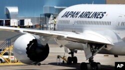 (File Photo) Japan Airlines Co Ltd has ordered 31 Airbus A350s to replace 31 Boeing 777s that it will retire this decade.