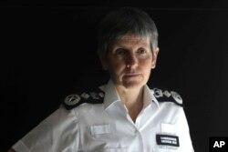 Komisaris Kepolisian Metropolitan London, Cressida Dick