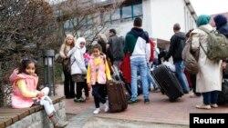 عکس ارشیف. پدې وروستیو کلونو کې څه دپاسه یو میلیون مهاجر جرمني ته تللي دي