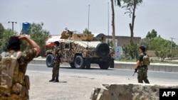 طالبان اور افغان فورسز کے درمیان حالیہ دنوں میں لڑائی میں تیزی آئی ہے۔