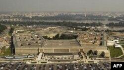 Будинок Пентагону неподалік Вашингтона