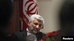سعید جلیلی، دبیر شورایعالی امنیت ملی ایران