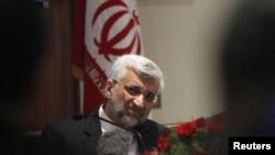 Glavni iranski nuklearni pregovarač Saed Džalili.
