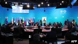 澳大利亚-东盟峰会2018年3月18日进入尾声(法新社)