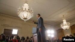 Obama insistió que quienes ganen menos de 250 mil dólares no tendrán cambios en los tributos.