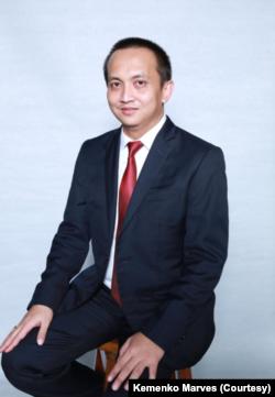 Deputi Bidang Koordinasi Investasi dan Pertambangan Septian Hario Seto. (Foto: Courtesy/Kemenko Marves)