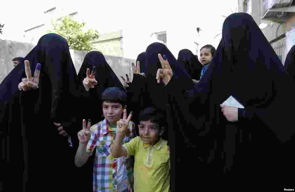 یہ انتخابات ایسے وقت ہو رہے ہیں جب 2008ء کے بعد، عراق تشدد کے بدترین دور سے گزر رہا ہے