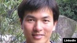 秦树仁(音译Shuren Qin)-Linkedin 资料照