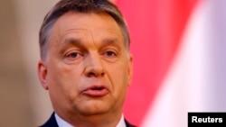Hungarian Prime Minister Viktor Orban. (File)