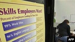 Amerikada işsizlik azalır