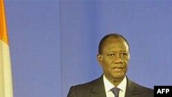 Ông Alassane Ouattara