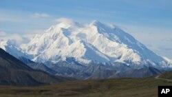 """Presiden AS Barack Obama mengganti nama gunung di negara bagian Alaska dari McKinley menjadi """"Denali"""" (foto: dok)."""
