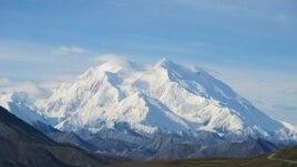 Mali McKinley kthehet në Denali