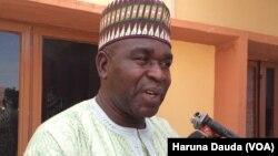 Arch. Yerima Saleh, babban sakataren ma'aikatar sake gine-gine, sake farfado da wuraren jin dadi da sake tsugunar da al'umma ta jihar Borno