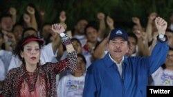 """""""Rafael Ortega es el principal administrador de dinero detrás de los esquemas financieros ilícitos de la familia Ortega"""", dijo el secretario del Tesoro, Steven Mnuchin, en un comunicado."""
